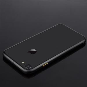 Apple iPhone7 アルミバンパー かっこいい アイフォン 7 メタル サイドバンパー|keitaicase