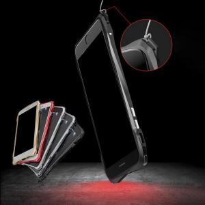 apple iPhone8 Plus アルミバンパー ケース 際立つエッジ 金属アルミ かっこいい アイフォン8/7 プラス メタ  ip8p-lf005e-w70922|keitaicase