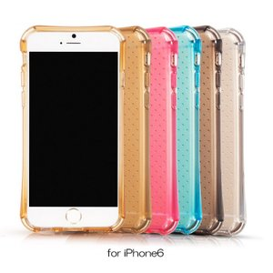 iPhone6 ケース tpu タフで頑丈なプロテクター ジャケット アイホン 6 カバー 背面カバー 軽量/薄 本体の傷つきガー  iphone6-o22-t40903 keitaicase