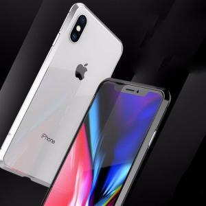 apple iphoneX アルミバンパー ケース 際立つエッジ 航空宇宙アルミ かっこいい アイフォンX メタルサイドバンパー   ipx-lj03-w71005|keitaicase