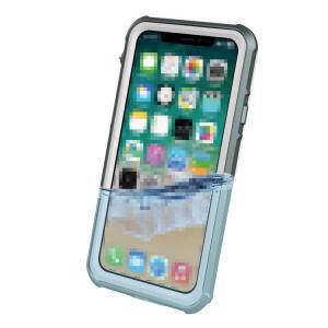 apple iPhone X 防水ケース IP68クラス 防塵/防水 アイフォンX ハードケース アップル おすすめ おしゃれ ス  ipx-wf03-w71102|keitaicase