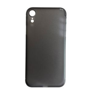 Apple iPhone XR クリアケース/カバー TPU アイフォンXR 半透明 ソフトケース/カバー アップル おすすめ おしゃれ スマフォ スマホ スマートフォンケース/カバー|keitaicase