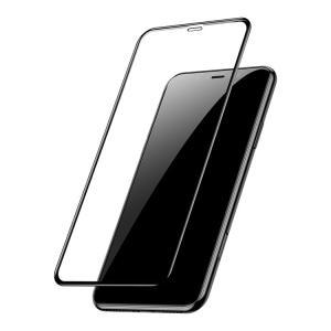 アイフォンXR用の液晶保護に最適なガラス製で硬度9Hクラスの保護フィルム