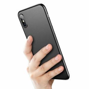 apple iPhone Xs ケース/カバー PP カバー シンプル スリム  アイフォンXs カバー アップル おすすめスマートフォン/スマフォ/スマホケース/カバー|keitaicase