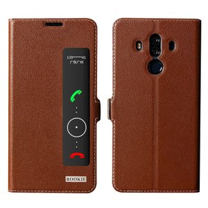Huawei Mate10 Pro ケース 手帳型 レザー 窓付き シンプル おしゃれ スリム 薄型 シンプル ファーウェイ メイ  mate10pro-239-l80111|keitaicase