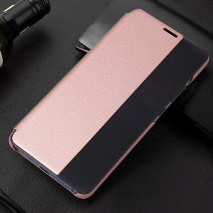Huawei Mate10 Pro ケース 手帳型 レザー 窓付き シンプル おしゃれ スリム 薄型 シンプル ファーウェイ メイ  mate10pro-e69-t71205|keitaicase