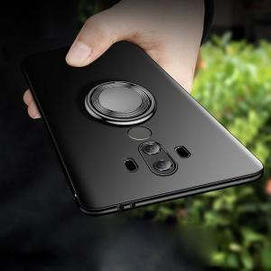 Huawei Mate10 Pro ケース TPU  シンプル リングブラケット付き かっこいい ファーウェイ メイト10プロ ソ  mate10pro-gg07-w71214|keitaicase