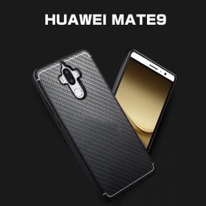 Huawei Mate 9 ケース 耐衝撃 カーボン調 スリム ファーウェイ メイト9 ソフトケース  mate9-112-l70307|keitaicase