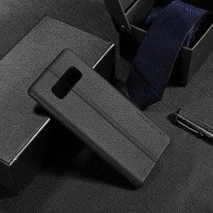 Galaxy Note8 ケース 上質なPUレザー シンプル スリム サムスン ギャラクシーノート8 背面カバースマートフォン/スマフォ/スマホケース/カバー|keitaicase