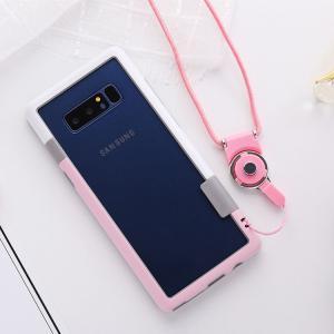 samsung Galaxy Note8 バンパー 耐衝撃 TPU カラフル ギャラクシーノート8 ソフトケース おしゃれ おすす  note8-55-l70914|keitaicase