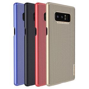 Galaxy Note8 ケース メッシュ プラスチック製 シンプル  スリム ギャラクシーノート8 ハードケーススマートフォン/スマフォ/スマホケース/カバー|keitaicase