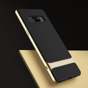 Samsung GALAXY Note8 ケース 背面ケース 耐衝撃 TPU 2重構造 スタンド ギャラクシー ノート8 耐衝撃カ  note8-ro01-w70911|keitaicase