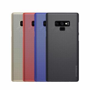 Galaxy Note9 ケース/カバー メッシュ プラスチック製 放熱性 ギャラクシーノート9 ハードケース  スマートフォン/スマフォ/スマホケース/カバー keitaicase
