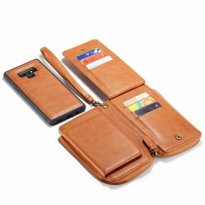Samsung Galaxy Note9 ケース/カバー 手帳型 レザー カード収納 財布型 分離式 セパレート おしゃれ スマートフォン/スマフォ/スマホケース/カバー keitaicase