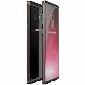 Galaxy Note9 アルミ バンパー アルマイト加工 かっこいい ギャラクシーノート9 メタルケース スマートフォン/スマフォ/スマホバンパー keitaicase