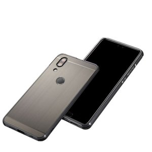 Huawei P20 Lite  ケース アルミバンパー カバー 背面パネル付き かっこいい ファーウェイ P20ライト/ HWV  スマートフォン/スマフォ/スマホバンパー keitaicase