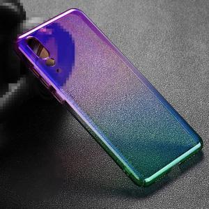 Huawei P20 pro クリアケース カバー シンプル メッキ かっこいい ファーウェイ P20 プロ HW-01K 透明   p20pro-dd014-w80614|keitaicase