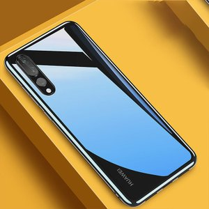Huawei P20 pro  クリアケース TPU メッキ シンプル かっこいい ファーウェイ P20 プロ/ HW-01スマートフォン/スマフォ/スマホケース/カバー|keitaicase
