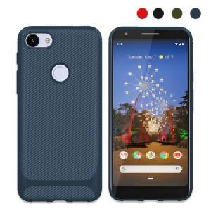 Google pixel3a pixel3a XL ケース/カバー TPU カーボン調 ソフト 耐衝撃 カバー ピクセル3aケース/カバー おすすめ おしゃれ スマフォ スマホ スマートフォンケ|keitaicase