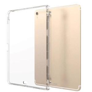 Apple iPad Pro 2018 11インチ ケース/カバー クリア カバー  ペンスロット付き TPU  透明 耐衝撃 衝撃吸収 落下防止 アイパッドプロ ソフトケース/カバー|keitaicase