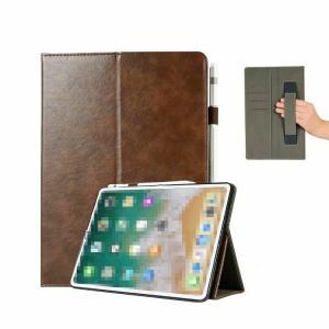 iPad Pro ケース/カバー 手帳 レザー 11インチ ヴィンテージ風 上質な高級PUレザー カード収納 衝撃吸収 片手で持って操作しやすい シンプル スタンド機能|keitaicase