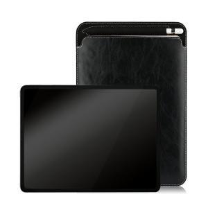 iPad pro 11インチ ケース/カバー レザー11インチ スリーブ型 PU高級レザー スリム シンプル アイパッドプロ レザーケース/カバー|keitaicase