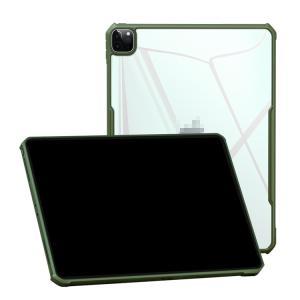 Apple iPad Pro 11インチ ケース/カバー クリア カバー TPU  透明 耐衝撃 衝撃吸収 落下防止 アイパッドプロ ソフトケース/カバー おすすめ おしゃれ タブレット keitaicase