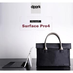 surface Pro 4 ケース レザー 手提げかばん ポーチ カバン型 軽量/薄 サーフェスカバー サーフェイス プロ4 Mi  pro4-dp51-t51012|keitaicase