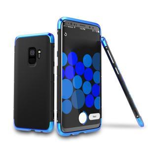 Samsung Galaxy S9 ケース アルミ バンパー 背面パネル付き かっこいい サムスン ギャラクシーS9アルミサイドバ /SC-02K / SCV38|keitaicase