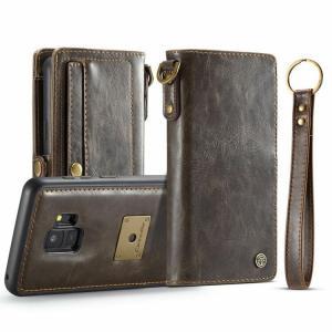 Samsung Galaxy S9 ケース/カバー 手帳型 レザー カバー 着脱式 セパレートタイプ 財布型 スタンド機能 カード収納 ギャラクシーS9 / SC-02K / SCV38  手帳タイ keitaicase