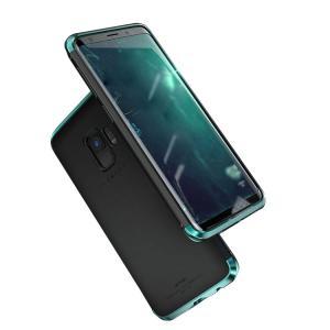Samsung Galaxy S9 ケース/カバー アルミ バンパー 背面パネル付き かっこいい サムスン ギャラクシーS9 / SC-02K / SCV38  galaxys9 アルミサイドバンパー カバ keitaicase