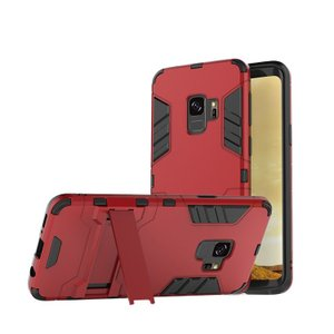 Samsung Galaxy S9 ケース 耐衝撃 タフで頑丈 2重構造 サムスン ギャラクシーS9 カバー TPU スタンド付き/SC-02K / SCV38|keitaicase