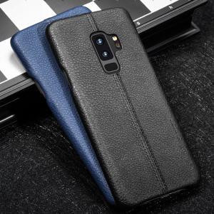 Samsung Galaxy S9+ ケース レザー シンプル スリム ケース ギャラクシーS9プラス レザーケース サムスン /SC-03K / SCV39|keitaicase