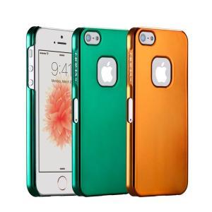 iPhoneSE ケース PC 耐衝撃 メッキ スリム 薄型 シンプル かっこいい アイフォンSE 背面カバー 05P12Oct1  se-mo-e85-t60331|keitaicase