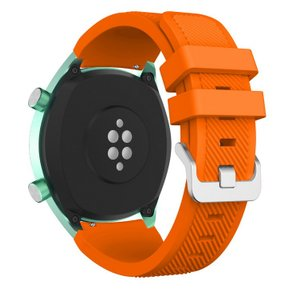Huawei Watch GT 42mm/46mm用 交換バンド 柔軟性のあるシリコン素材のソフトタイプバンド ファーウェイウォッチ GT 42mm/46mm 交換リストバンド ファーウェイ ハ|keitaicase