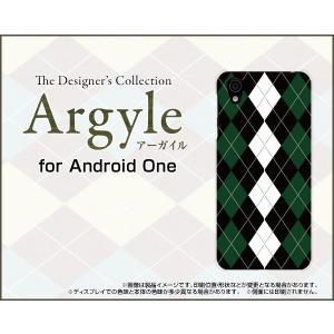 Android One X4 アンドロイド ワン エックスフォー Y!mobile スマホ ケース/カバー Argyle(アーガイル) type004 あーがいる 格子 菱形 チェック keitaidonya