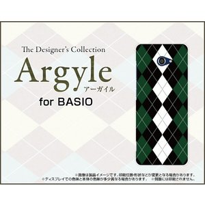 BASIO4 KYV47 ベイシオフォー スマホ ケース/カバー Argyle(アーガイル) type004 あーがいる 格子 菱形 チェック|keitaidonya