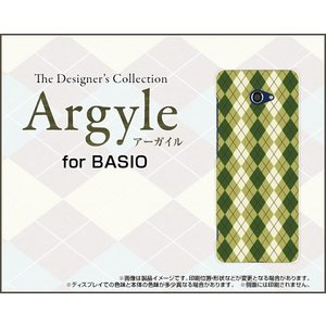 BASIO4 KYV47 ベイシオフォー スマホ ケース/カバー Argyle(アーガイル) type005 あーがいる 格子 菱形 チェック|keitaidonya
