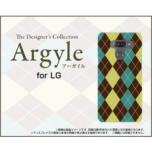 LG K50 エルジー ケイフィフティー SoftBank スマホ ケース/カバー Argyle(アーガイル) type001 あーがいる 格子 菱形 チェック|keitaidonya
