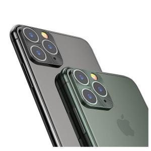 iPhone11 ケース 11 Pro / 11 Pro Max カメラレンズ 保護 メタルリング ファッションリング   レンズカバー レンズ プロテクター ベゼル アイフォン11 / 11プロ|keitaiichiba