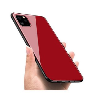 iPhone 11 ケース 11Pro/11 Pro Max カバー 背面強化ガラス 背面カバー    かっこいい スリムなケース 落下防止 おすすめ カバー【液晶保護フィルム付】|keitaiichiba