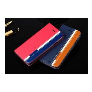 iPhone6 ケース レザー 手帳 横開き カード収納/名刺ホルダー アイホン 6 カバー 画面 革/軽量/薄 本体の傷つスマートフォン/スマフォ/スマホケース/カバー|keitaiichiba