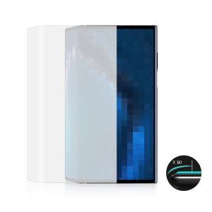 Huawei Mate X ケース/カバー 画面保護 フィルム PET素材 液晶保護フィルム 保護シート|keitaiichiba