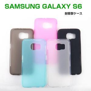 GALAXY S6 ギャラクシー S6 クリアケース TPU ハードケース/ハードカバー プラス カバー 薄型/スリム ケース 0  スマートフォン/スマフォ/スマホケース/カバー|keitaiichiba