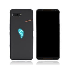 ASUS ROG Phone 2 ZS660KL ケース / カバー  TPU シンプル  ソフトカ...