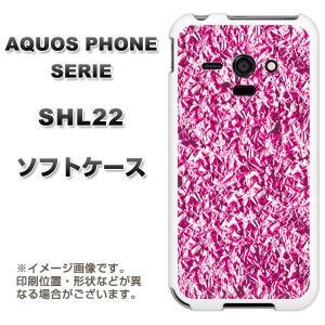・メール便対応 au AQUOS PHONE SERIE SHL22用 TPU ソフトケース ・SH...