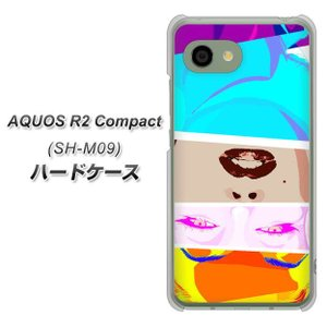 ・メール便対応 simフリー AQUOS R2 Compact SH-M09用 ハードケース ・SH...