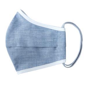 ムレないエチケットマスク(抗菌マスクケース1枚付き) / ダンガリー keiteiyokaroumonshop