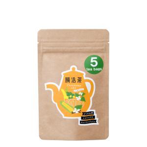 腸活茶 5包入り 10g(2g x 5包) keiteiyokaroumonshop