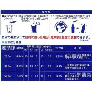【1〜6個はメール便対応可】【五州薬品】経口補水パウダー W-AID(ダブルエイド)10包入|keiyudo-shop|02